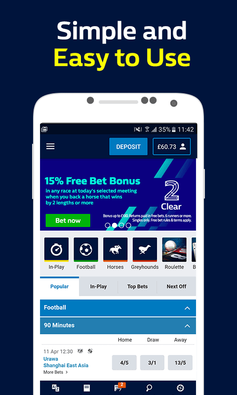 free bets tips